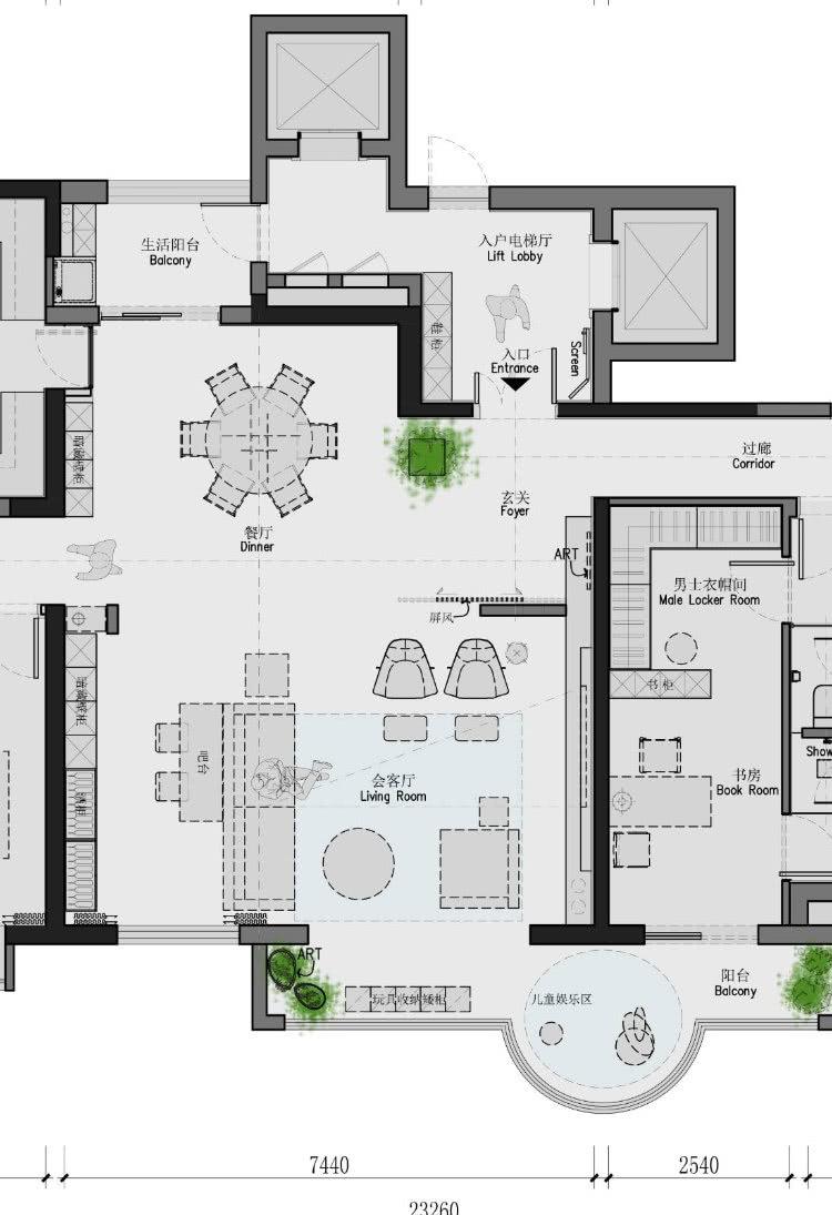 设计事务所设计空间