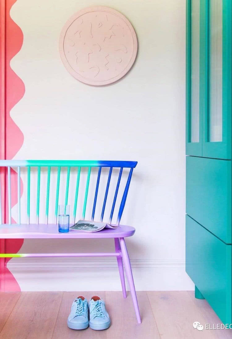 色彩大师设计空间