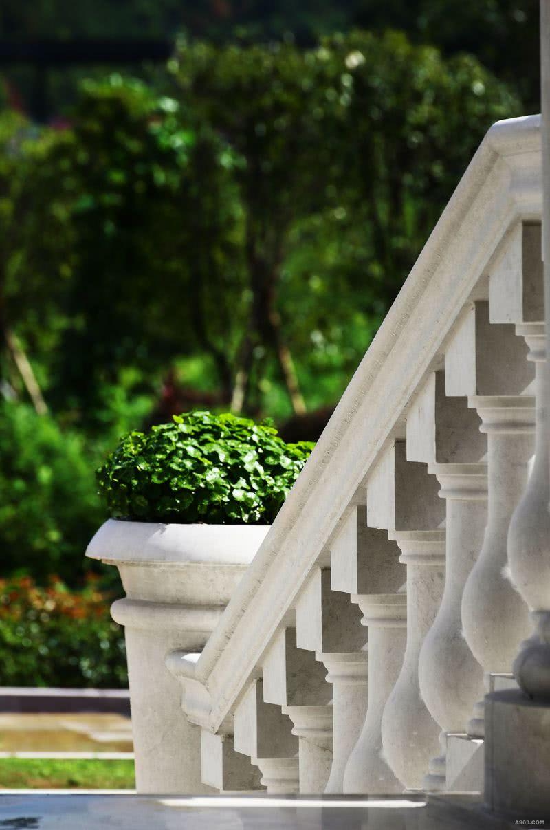 2-建筑楼梯栏杆