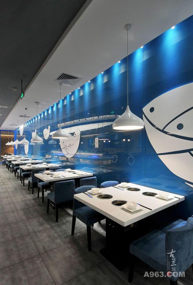 内江特色自助餐厅设计