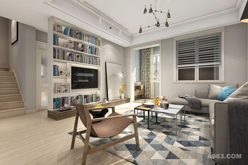 以人为本,将室内空间尽可能的以便捷的人性设计来展现出来,,向人们呈现一种简洁,直接且贴近自然的宁静空间。