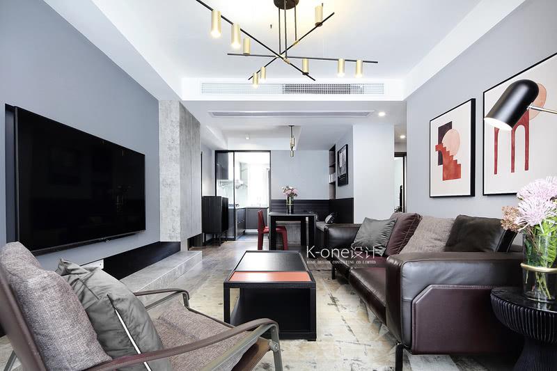 空间的交汇流动,每个角落的舒适是对美好生活最完美的诠释。