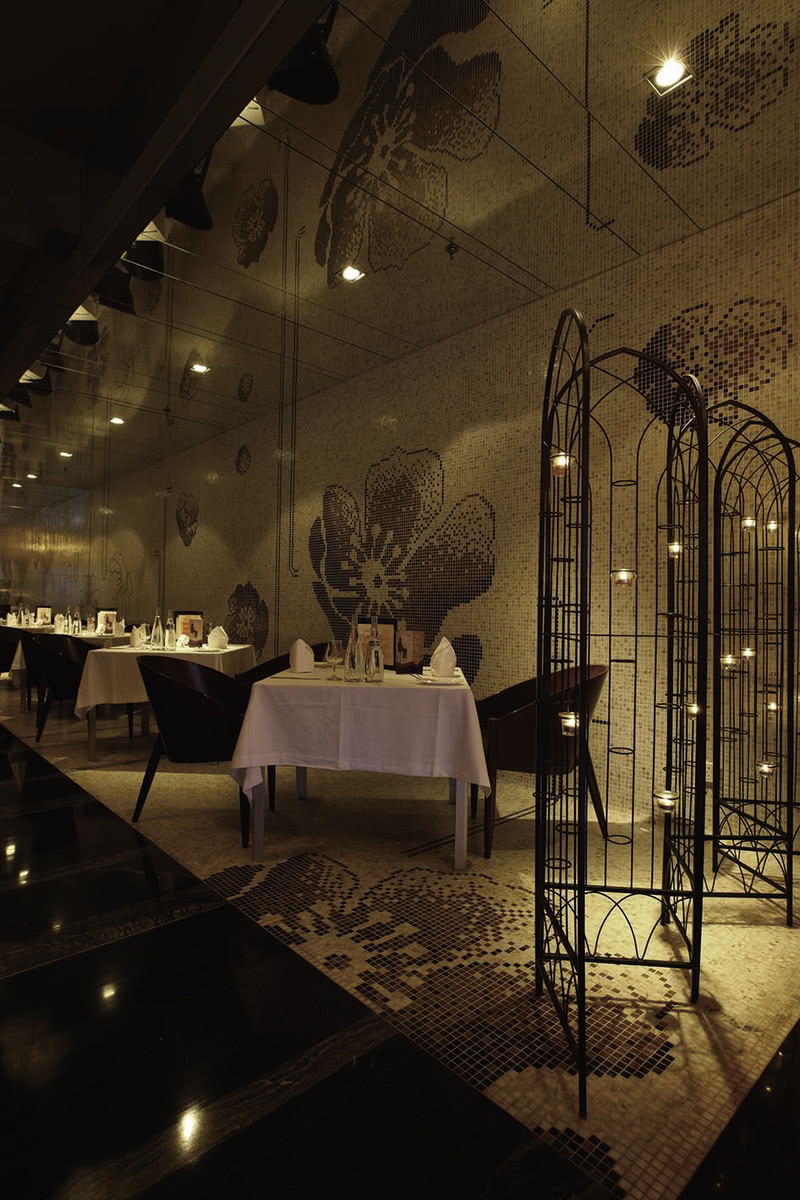 大象空间设计案例-香舍会(深圳第一家艺术餐厅)