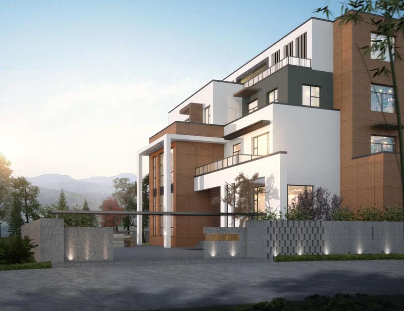 别墅豪宅建筑设计