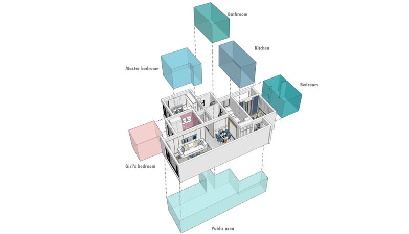 项目信息 项目类别:软装设计 项目地址:四川·阆中 设计机构:SENSE HOME 尚舍生活设计 设计团队:吕颖异、谢菲菲、谌琪琪            空间摄影:李良                     项目面积:90㎡ 完工时间:2020年9月
