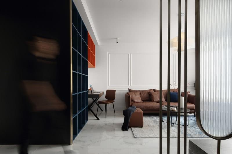 客厅+走廊