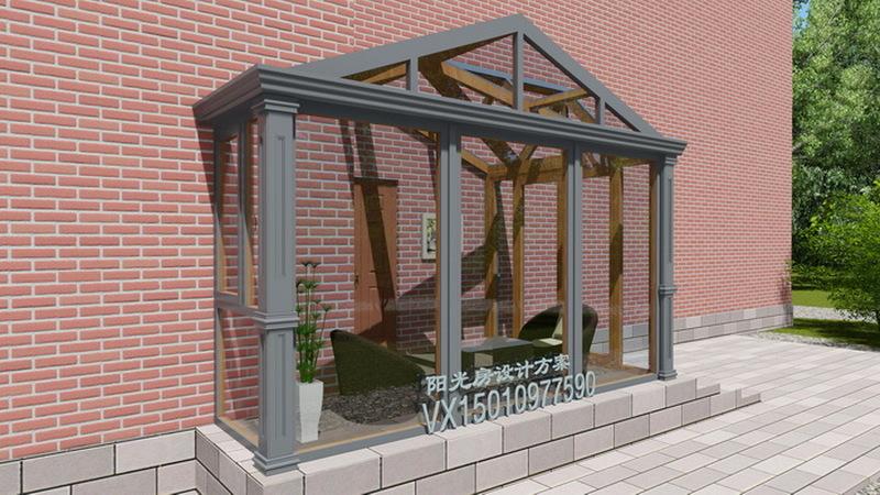 阳光房装修方案效果图
