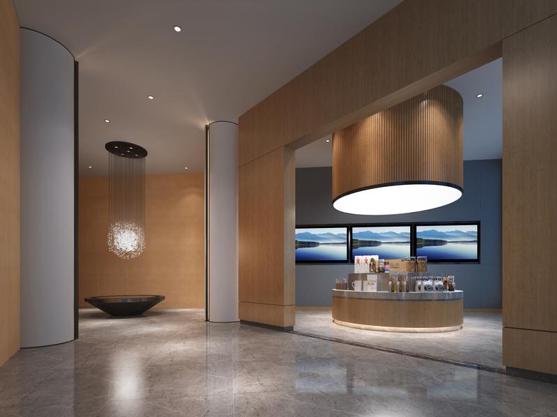 一楼食材文化厅