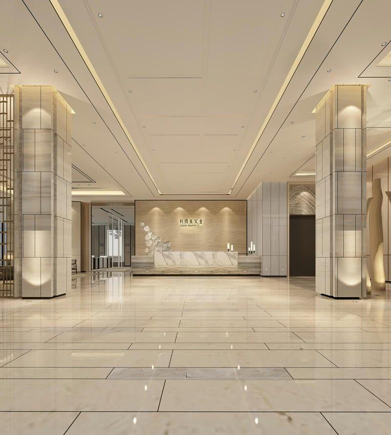 总部大堂设计