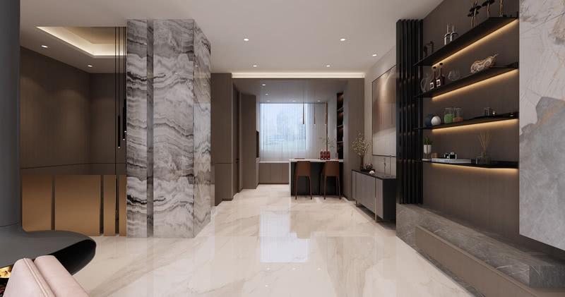 格物力作,内求经典,自然与建筑与材质的天然结合,换发艺术气质。