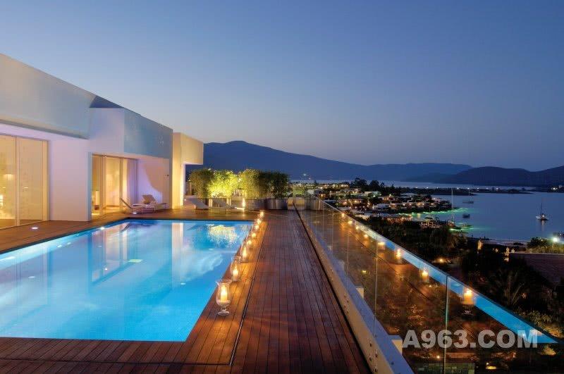克里特岛(Crete)厄劳达酒店水疗健身中心