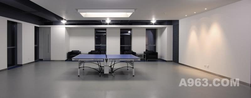 14层乒乓球室