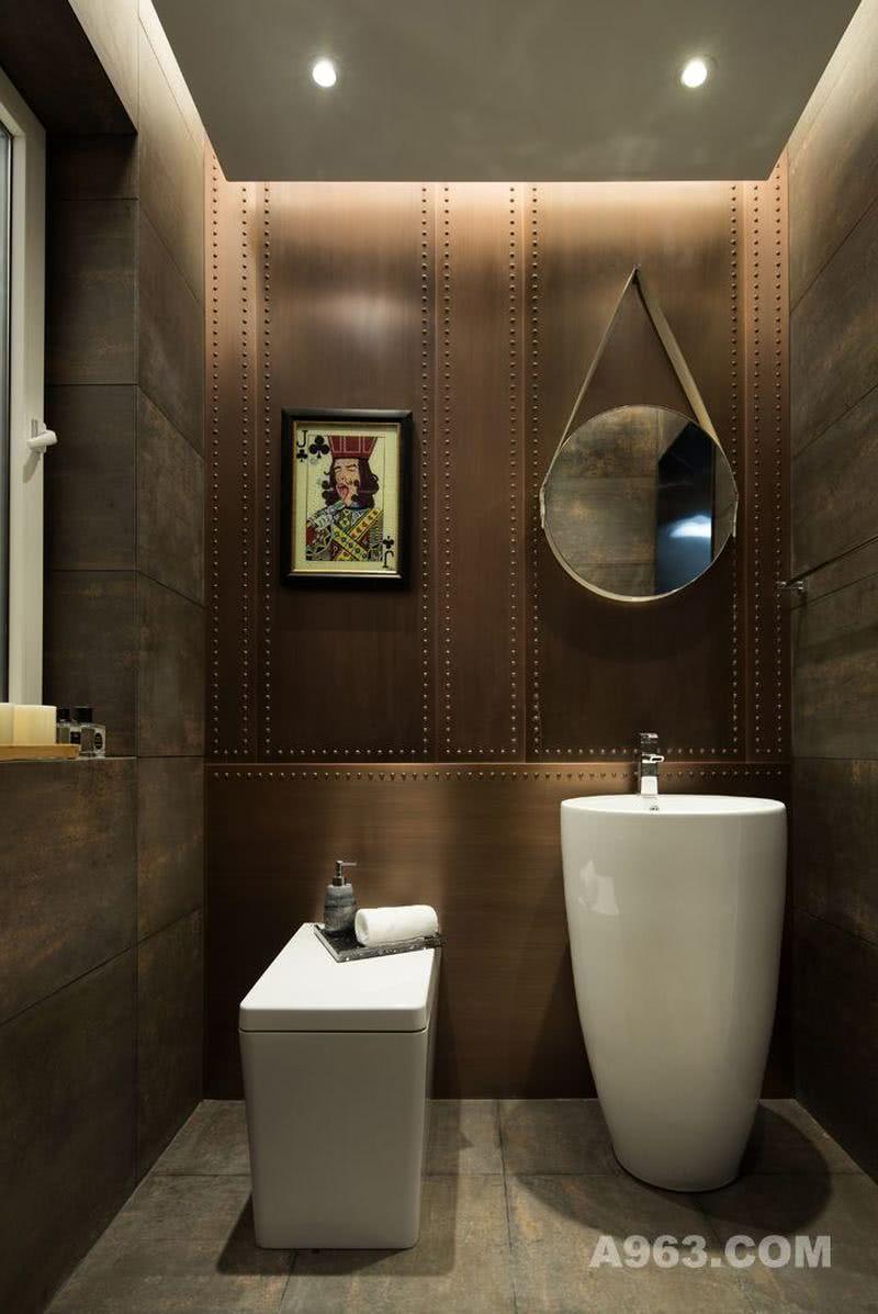 西恩DADA后现代风格样板房设计